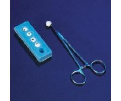 Round (Hard) Dissector Sponges by DeRoyal QTX30115