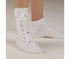 Canvas Lace-Up Ankle Braces by DeRoyalQTX876102