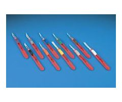 Disposable Safety Scalpels by Deroyal QTXD4515CS
