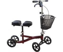 Roscoe Knee Scooter (Burgundy)