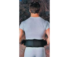"6"" Back Support X-Small 26""-36"" Sportaid"