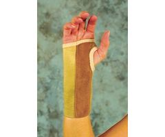 "7"" Wrist Brace W/Palm Stay Large Right 3 1/2""-4"" Sportaid"
