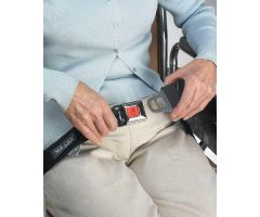 "ChairPro Seat Belt/Alarm Set 50""L"
