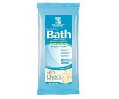 Fragrance-Free Bath Cloths by Sage Products-SGE7991