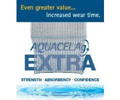 AQUACEL Ag Extra Hydrofiber Wound Dressing by ConvaTec SQU420677H