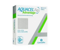 Aquacel Ag Advantage Dressing by ConvaTec SQU422297BX