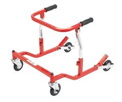 Anterior Safety Roller, Tyke Red