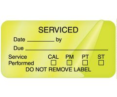 Electrical Equipment Safety Label