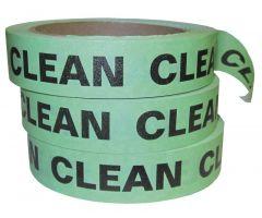 "Clean Tape, 15/16"" x 100'"