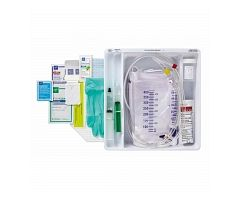 Silicone Layer Foley Catheter Tray with Urine Meter URO170818S