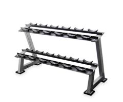 Valor Fitness 6 Pair Dumbbell Rack