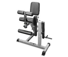 Valor Fitness Adjustable Leg Curl Machine