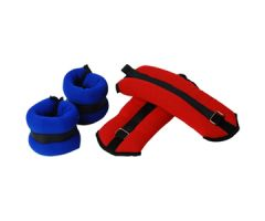 Valor Fitness Ankle Wrist Weights 2 3lb Pairs Set