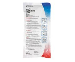 "Veridian Reusable Hot and Cold Gel Compress 5""x10"""