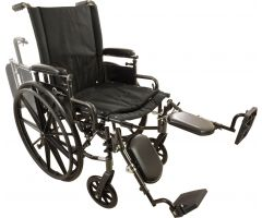 "Roscoe Onyx K4 Wheelchair (16"" with Elevating Legrests)"