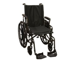 "Roscoe Onyx K4 Wheelchair (16"" with Swing-Away Footrests)"
