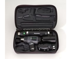 3.5V Halogen Coaxial Otoscope/Opthalmoscope Set