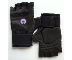 Wrist Assured Gloves (WAGs) Fusion Workout Gloves Small