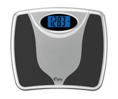 Weight Watchers Wide Platform Scale 400 lb 182 kg Capacity