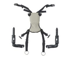 Wenzelite Trekker Gait Trainer Hip Positioner and Pad Small