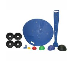 CanDo Professional Balance Board Weight Rod Only