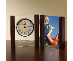 Frame & Clock Combo, Personalized