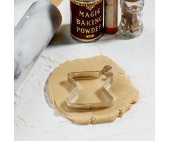 Hourglass Mortar and Pestle Cookie Cutter